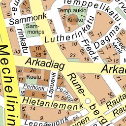 Helsingin Seudun Opaskartta