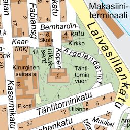 Guide map of the Region of Helsinki f745640448